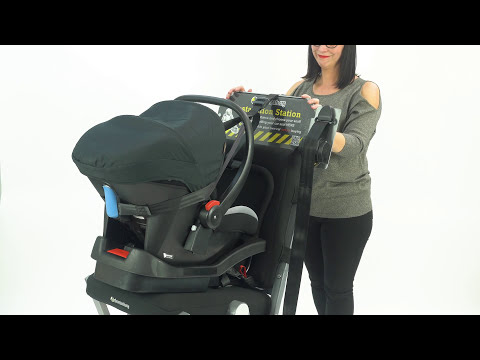 protect™ infant capsule instructions   Mountain Buggy 2016 - YouTube