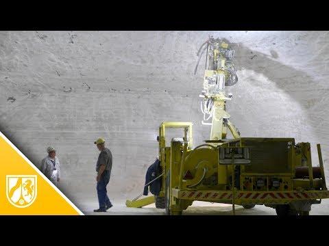 So funktioniert das Salzbergwerk in Rheinberg