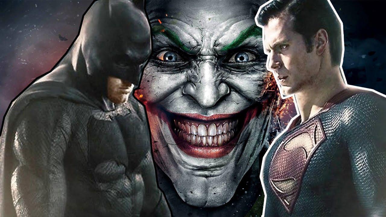 The Joker Animated Wallpaper Batman Vs Superman Vs Joker Full Movie Cinematic All