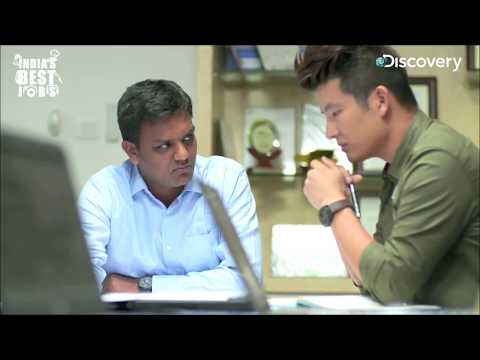 India's Best Jobs | Chang solving problem