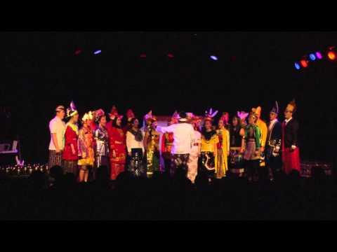 Manuk Dadali - Gema Nusantara Choir 2013