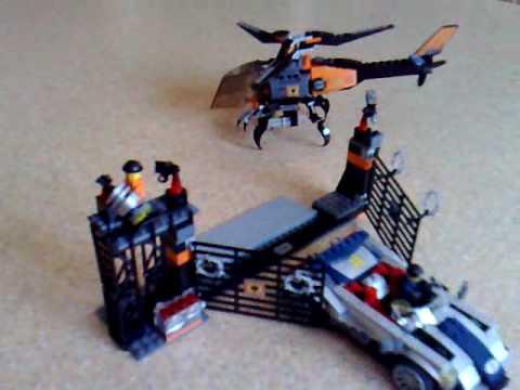 LEGO Agents 8634 Mission 5 - YouTube