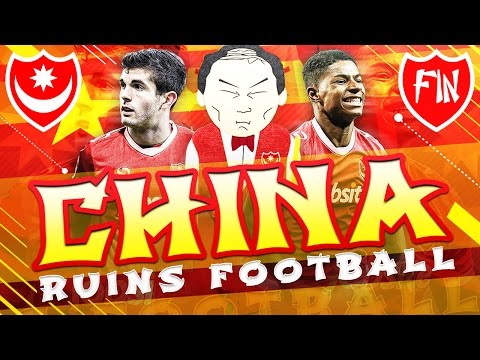 """🇨🇳🏆 """"SEASON 1 FINALE!"""" """"CAN WE HIT 100 POINTS?!"""" 💯💯💯 CHINA RUINS FIFA 17 CAREER MODE EP 11"""