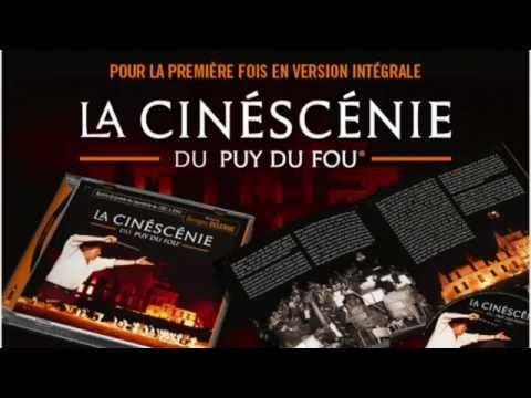 La Cinéscénie du Puy du Fou Suite - Georges Delerue