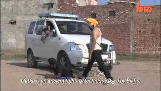 Безумные Индийские Трюкачи