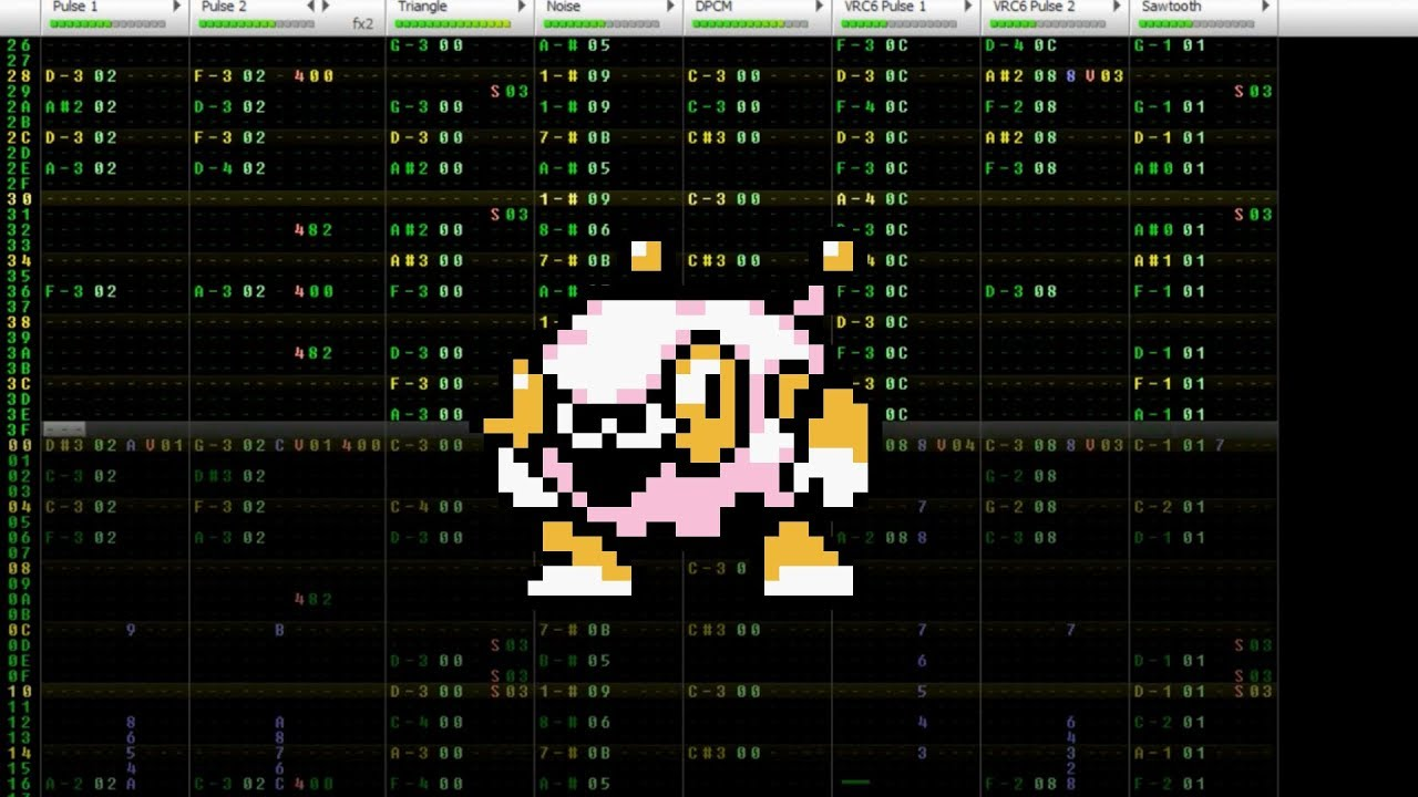 Mega Man 10 - Sheep Man - 0CC-Famitracker [VRC6]