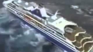 Cruise Ship in Distress!!!