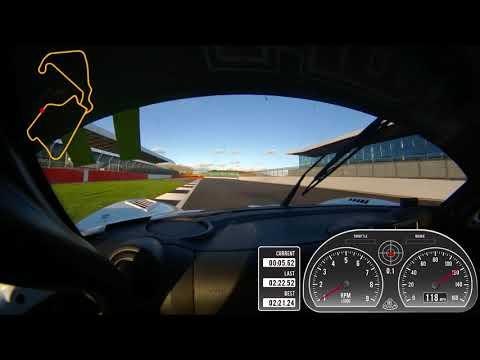 Lotus Elise Cup JTR Silverstone GP 2:21 Lap