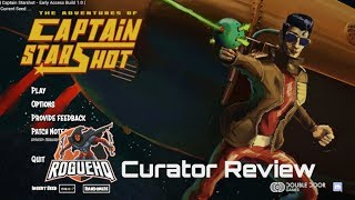 LIVE Playthrough | Captain Starshot Review