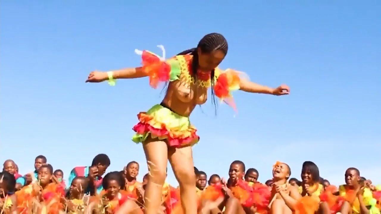 Vũ Điệu Văn Hoá Tuyệt Đẹp Của Các Cô Gái Đồng Trinh Người Zulu | AZgo Travel