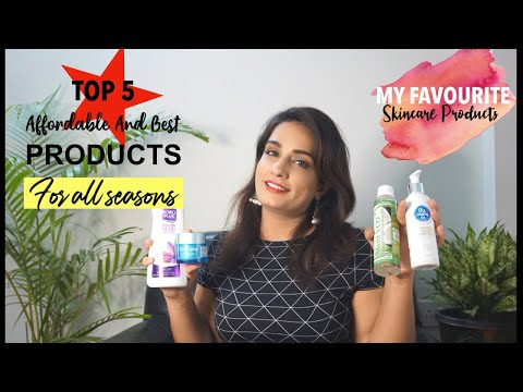 Affordable And Favorite Skincare Care Products From 2019