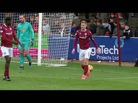 Arbroath Ayr Utd Goals And Highlights