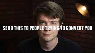 4 Mistakes Theists Make When Trying to Convert Atheists YouTube Videos