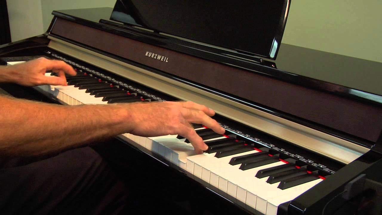 kurzweil mp10 digital home piano youtube. Black Bedroom Furniture Sets. Home Design Ideas