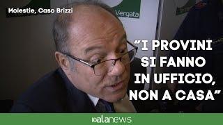 """Brizzi, Verdone:""""I provini in ufficio non a casa"""""""