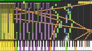 Po pi po - Miku Hatsune Vegetable Juice (Hardest songs on piano ever #19)