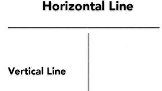How to Draw Horizontal Line & Vertical Line in Website by HTML & CSS(Simple & Easy)