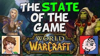 World Of Warcraft Discussion Part 2: The State Of The Game Ft: HeelvsBabyface