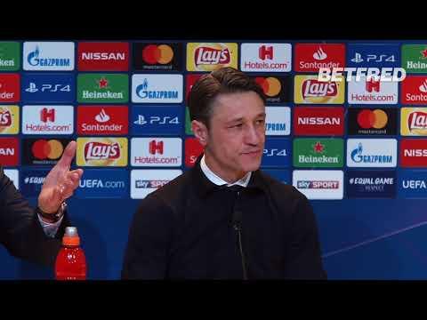 Bayern Munich 1-3 Liverpool FC – Niko Kovac Full Press Conference