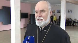 Фильм новосибирского режиссера-священника увидели сегодня сахалинские школьники