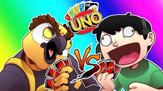 Uno Funny Moments - Vanoss & Panda VS Nogla & Ohmwrecker! thumbnail