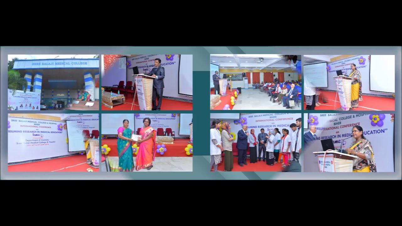 Sree Balaji Medical College and Hospital, Chennai, Tamil Nadu, India