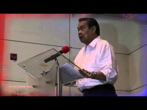 Eddie Ilarde @ Maharlika Summit 2014