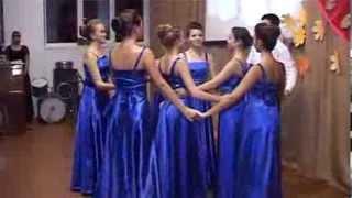 Мелодия леди осени 2013 в гимназии г.Карловка