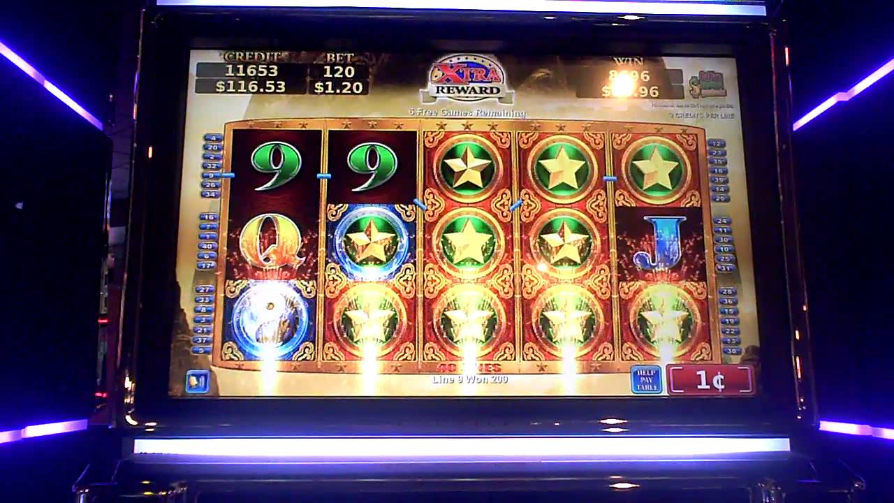 dragon voyage slot machines