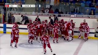 10/8/2017 - Boston University at Quinnipiac Highlights