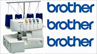 BROTHER 1034d Lock Serger Overlocker Sewing Machine