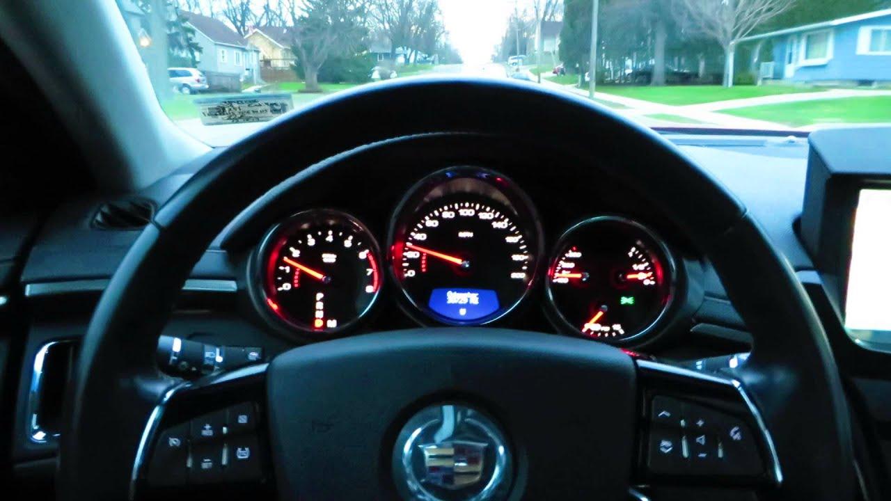 Repairable Salvage 2009 Cadillac Cts v