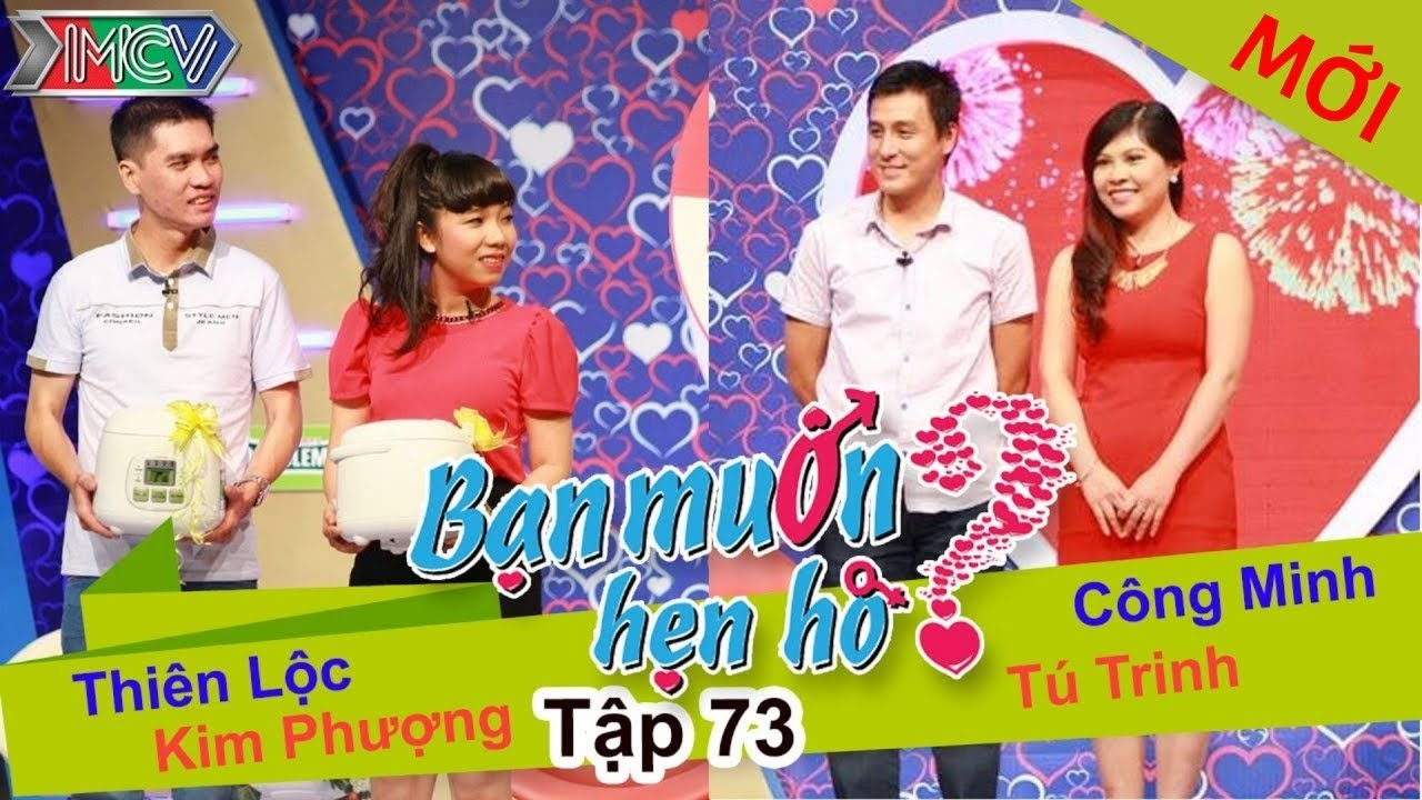 BẠN MUỐN HẸN HÒ - Tập 73 | Thiên Lộc - Kim Phượng | Công Minh - Tú Trinh | 29/03/2015