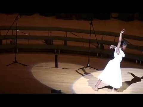 Jessica Pinkett  Dance Ministry  -  23rd Psalm (Jeff Majors)