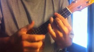 SKYFALL - ukulele solo Thumbnail