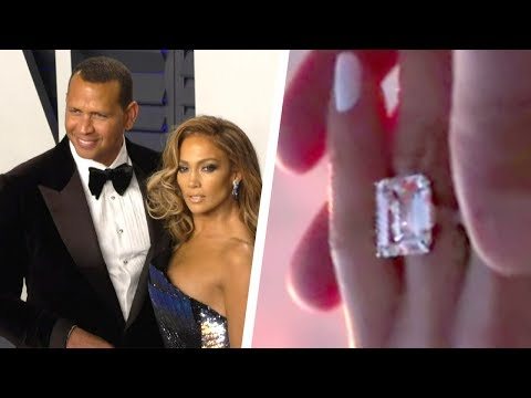 Jo Jo - Alex Rodriguez Has Popped The Question To J-Lo!