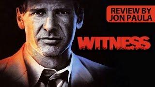 Witness 1985 FULL MOVIE