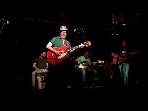 Louis Ledford - Big Fat Moon (live in Rome June 12th, 2016)