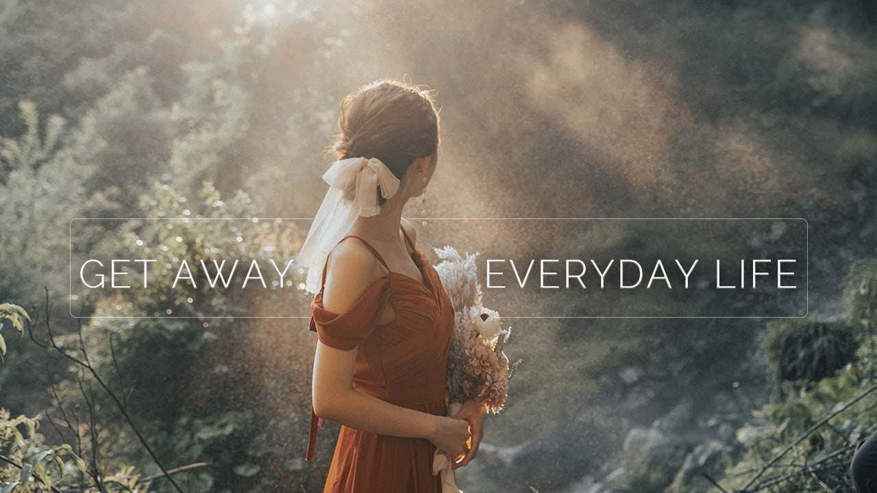 日常から離れよう。| Cinematic Wedding Video