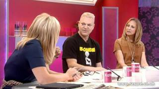Andy Bell Loose Women 24th June 2011 HQ