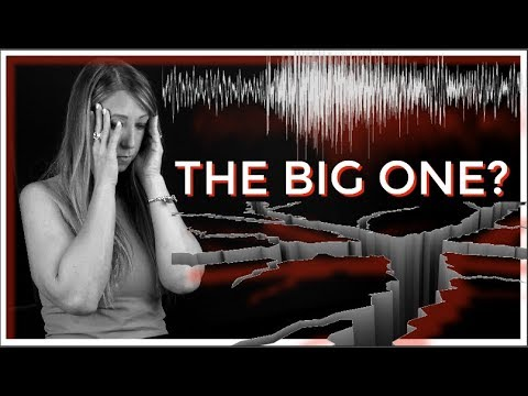 """Scientists Predict """"BIG ONE"""" To Happen During """"Slow-Slip Event"""" Which Is Happening RIGHT NOW!"""