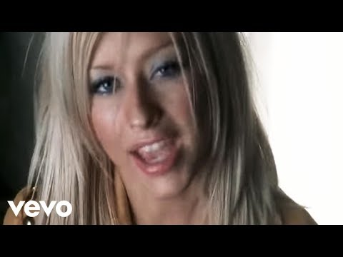 Клип Christina Aguilera - What a Girl Wants