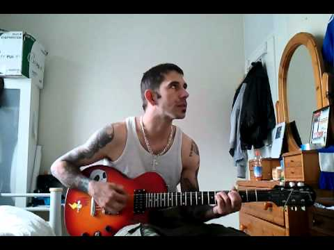 Social Distortion - Don´t Keep Me Hangin´ On guitar cover - YouTube