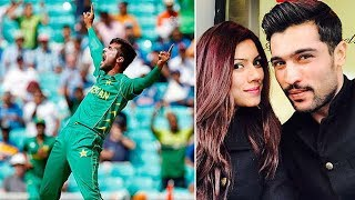 Mohammad Amir Played An Important Role In Champions Trophy Win Of His Team In England