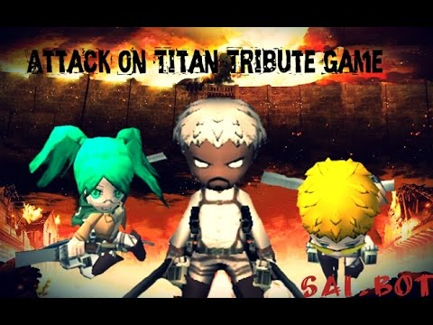 attack on titan game download pc