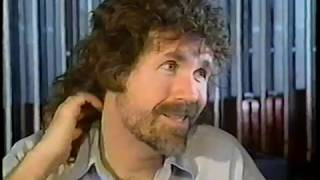 Brad Delp on TV Show Video Max 1995