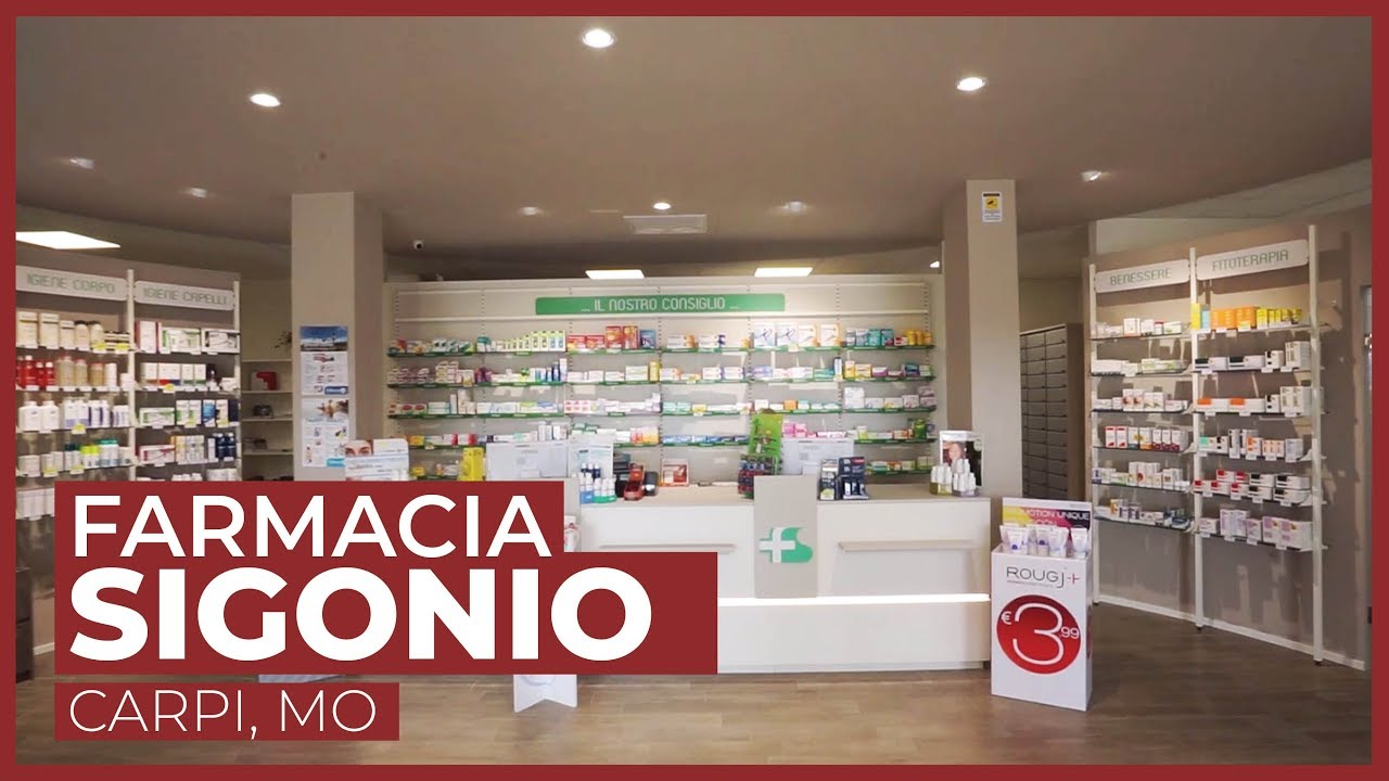 farmacia sigonio clou farmacie fashion youtube