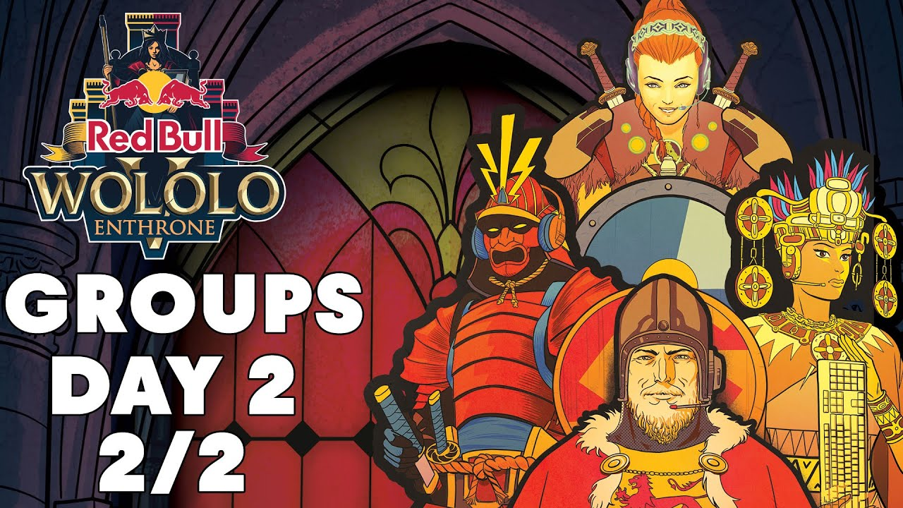 Download GROUPS - Day 2, Part 2   Red Bull Wololo V