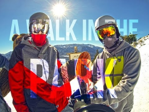 A Walk in the Park: Ep 1 - GoPro Hero3 [HD]