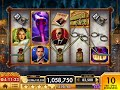 MIDNIGHT IN MOROCCO Video Slot Casino Game with a FREE SPIN BONUS